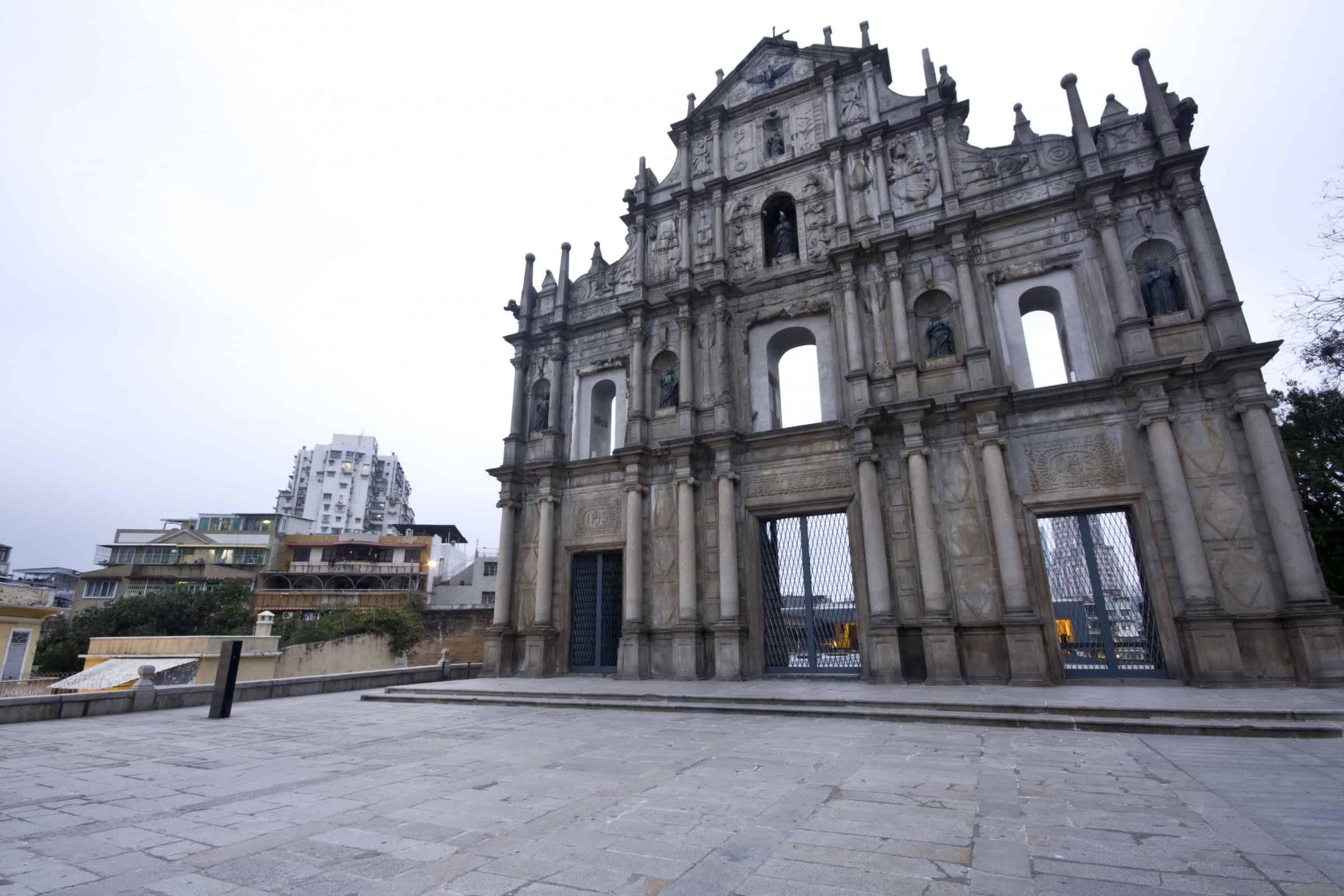 Ten Interesting Facts About Macau