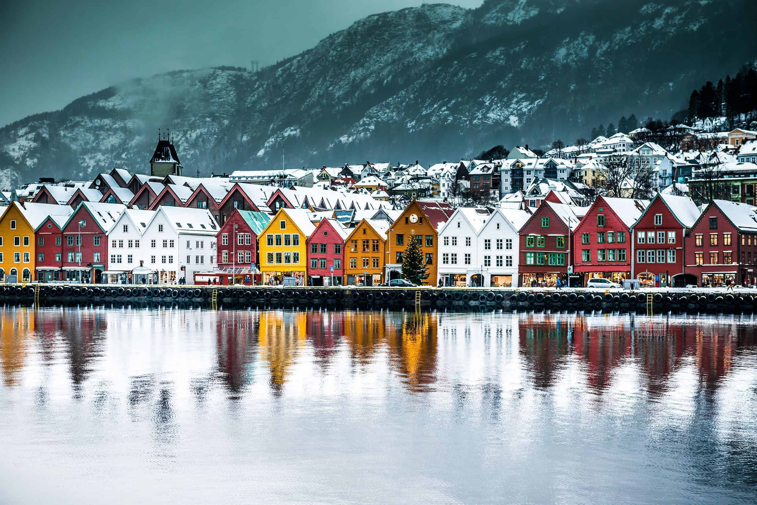 Where to go in Norway