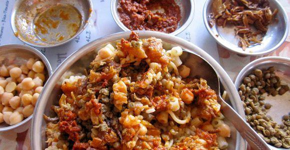 Egyptian Cuisine