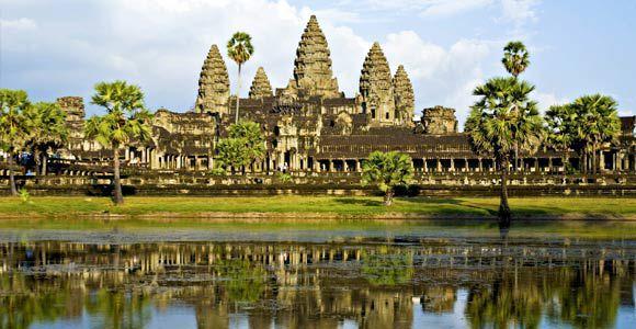 Wohin sollte man in Kambodscha reisen