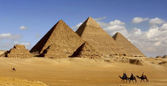 Where to go in Egypt