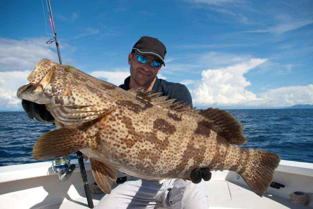 Try deep sea fishing