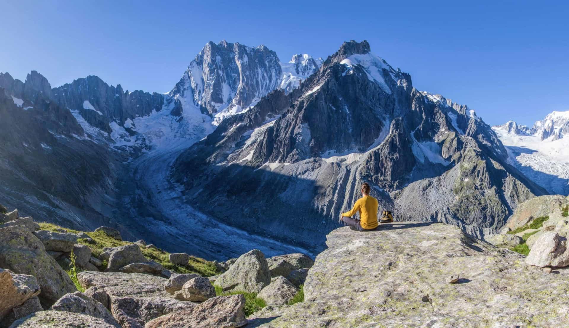Trek the mighty Swedish Alps