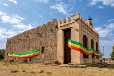 st mary church ethiopia