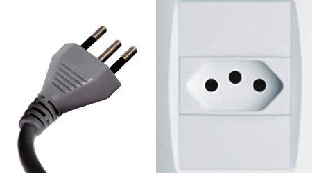 Plug Type Thailand Plug Type n