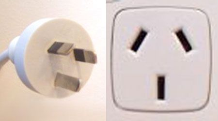 Plug Type in Dubai Plug Type i