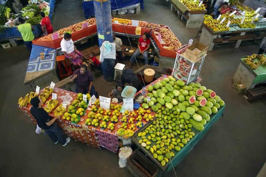 suva municipal market fiji