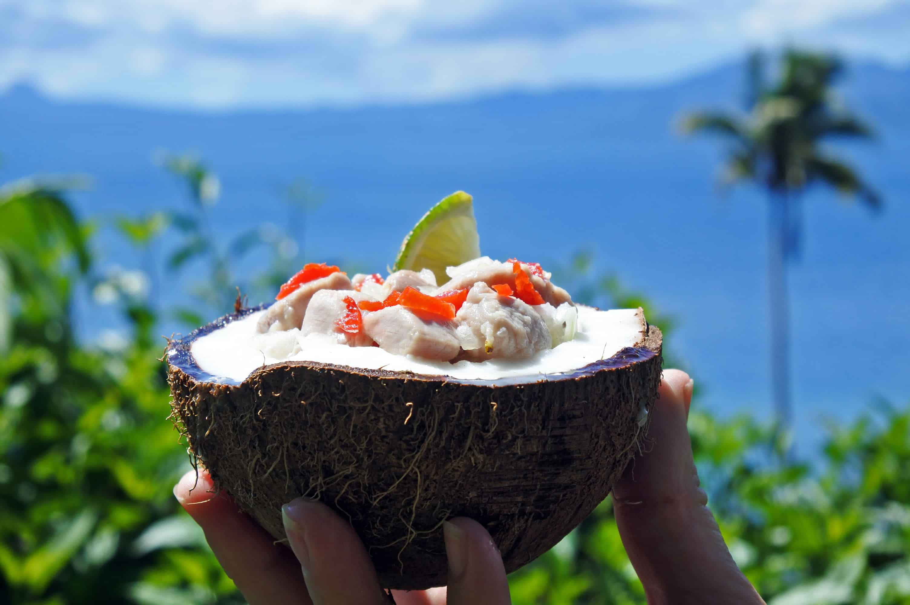Fijian Cuisine