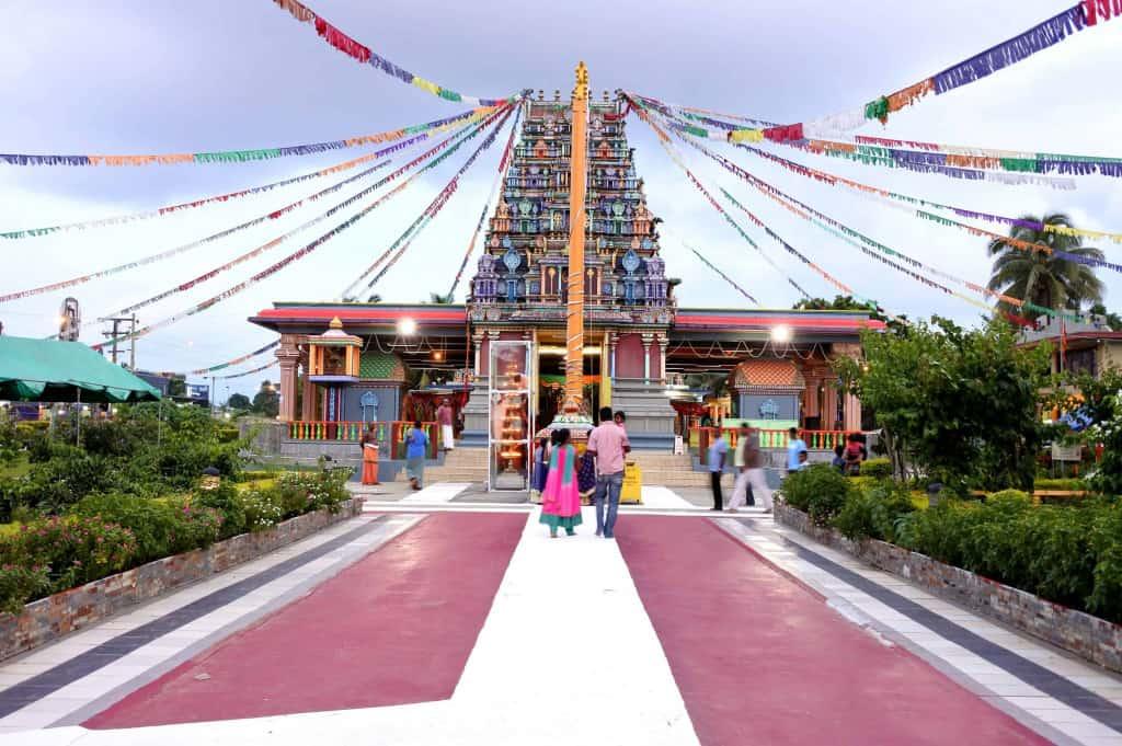 Sri Siva Subramaniya Temple in Nadi