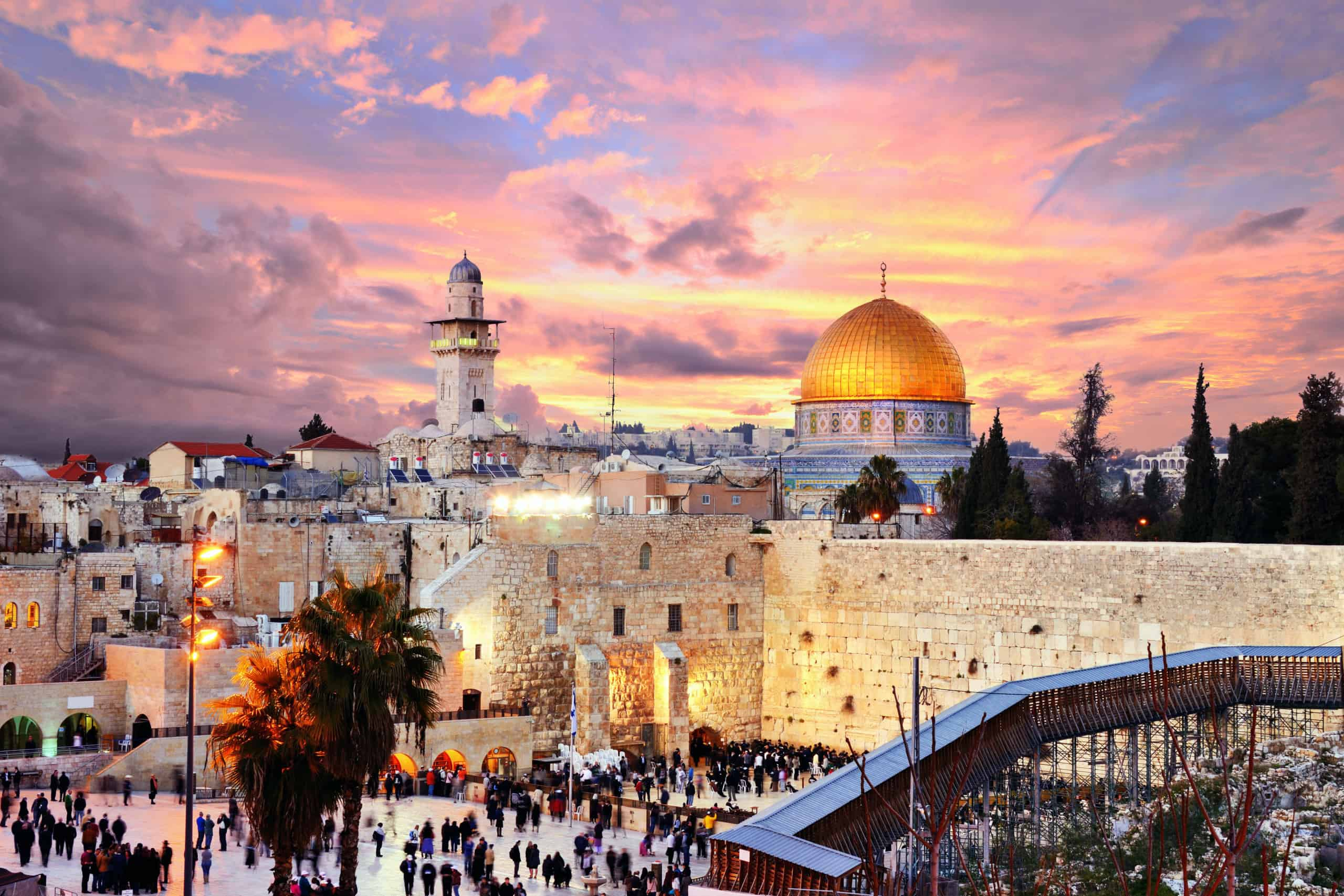 Where to go in Israel