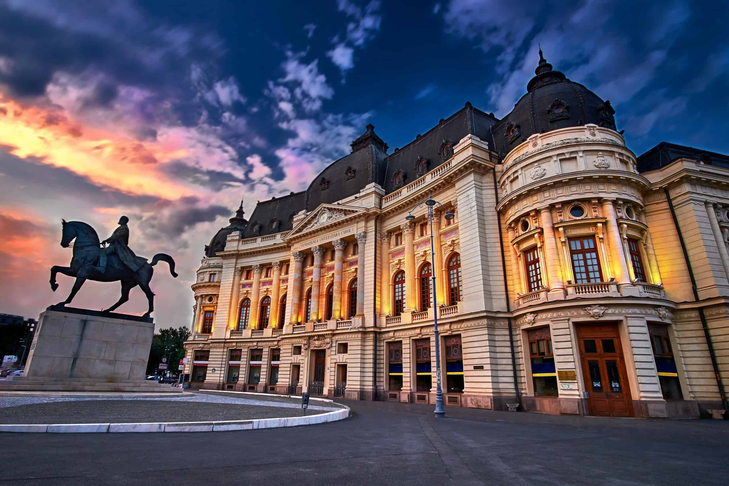Ten interesting facts about Romania