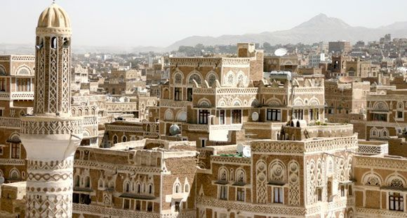 Where to go in Yemen