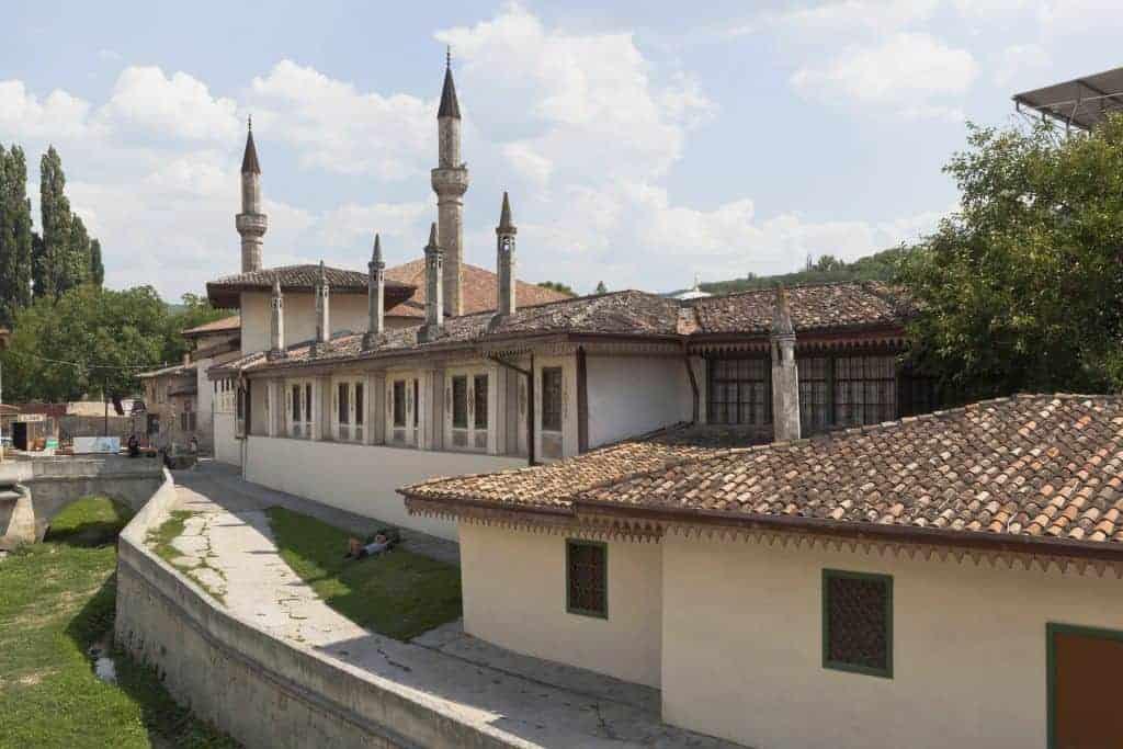 Bakhchisaray Palace, or Khan's Palace