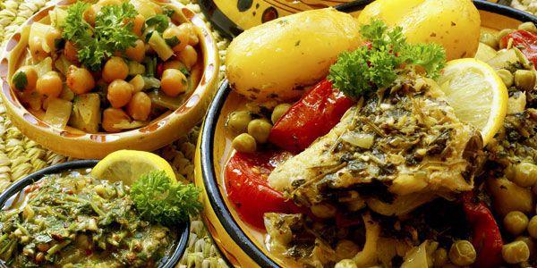 Morrocan cuisine