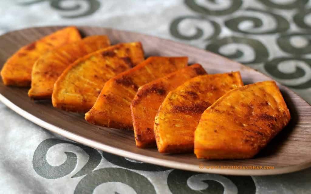 Breadfruit is common in Maldives,