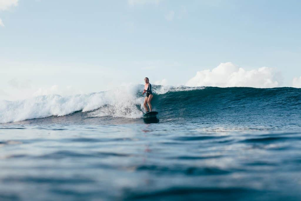 Ride the Moroccan waves