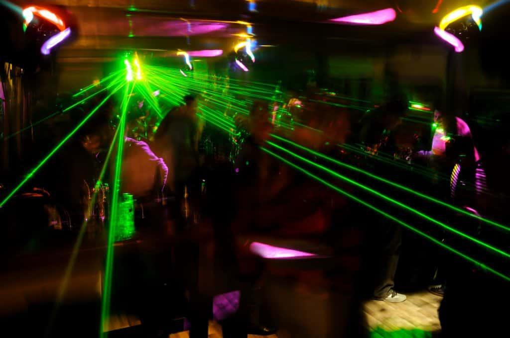 Go clubbing in Sofia