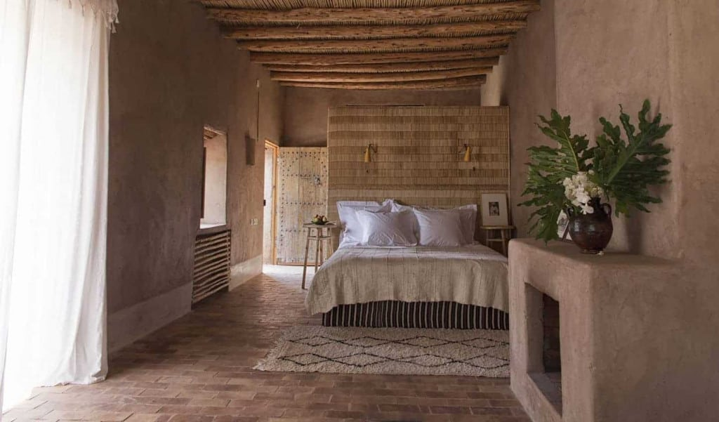 Lodge in a traditional Moroccan home