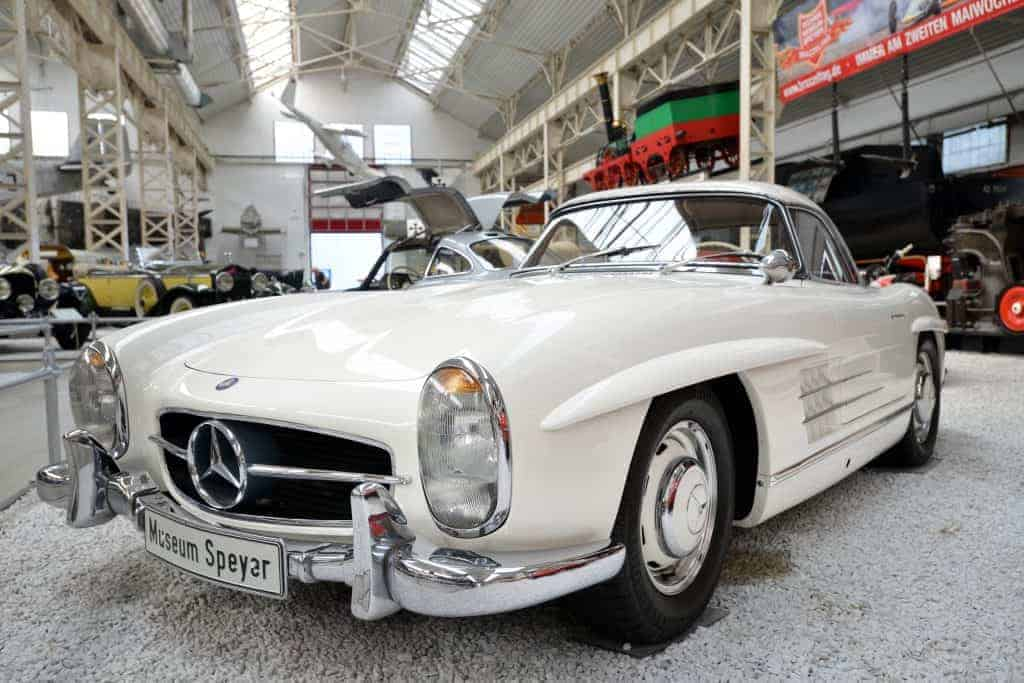 Visit a car museum
