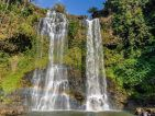 Tad Yuang Waterfalls in the Bolaven Plateau, Southern Laos