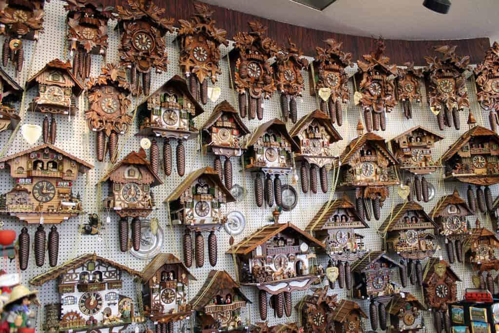 See how cuckoo clocks are made