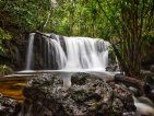 Suoi Tranh waterfall in Phu Quoc, Vietnam