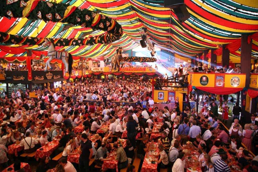 Join the Oktoberfest