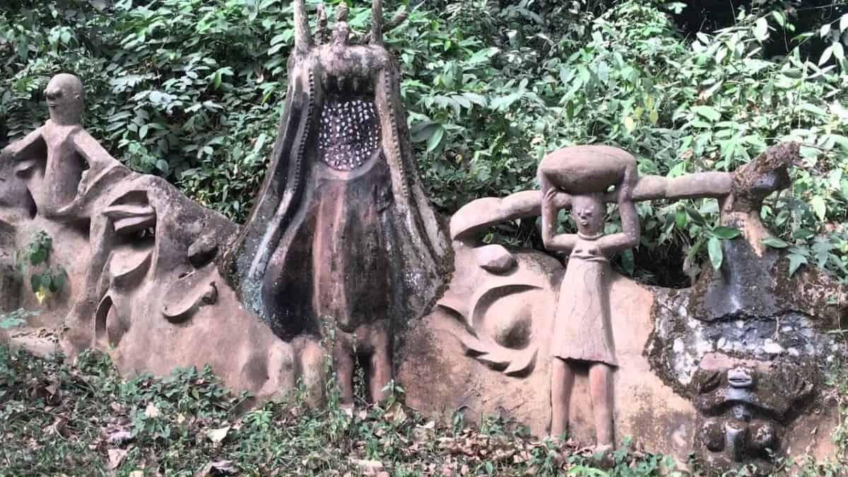 Osun Sacred Grove