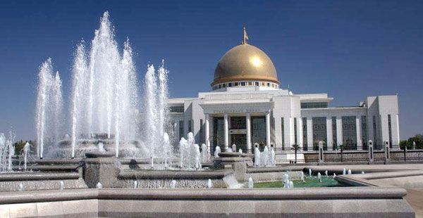 Where to go in Turkmenistan