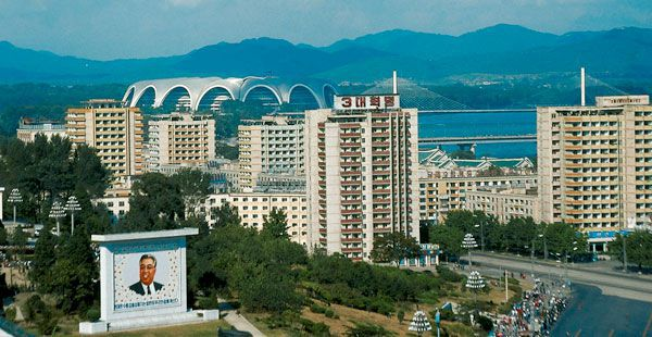 Where to go in North Korea