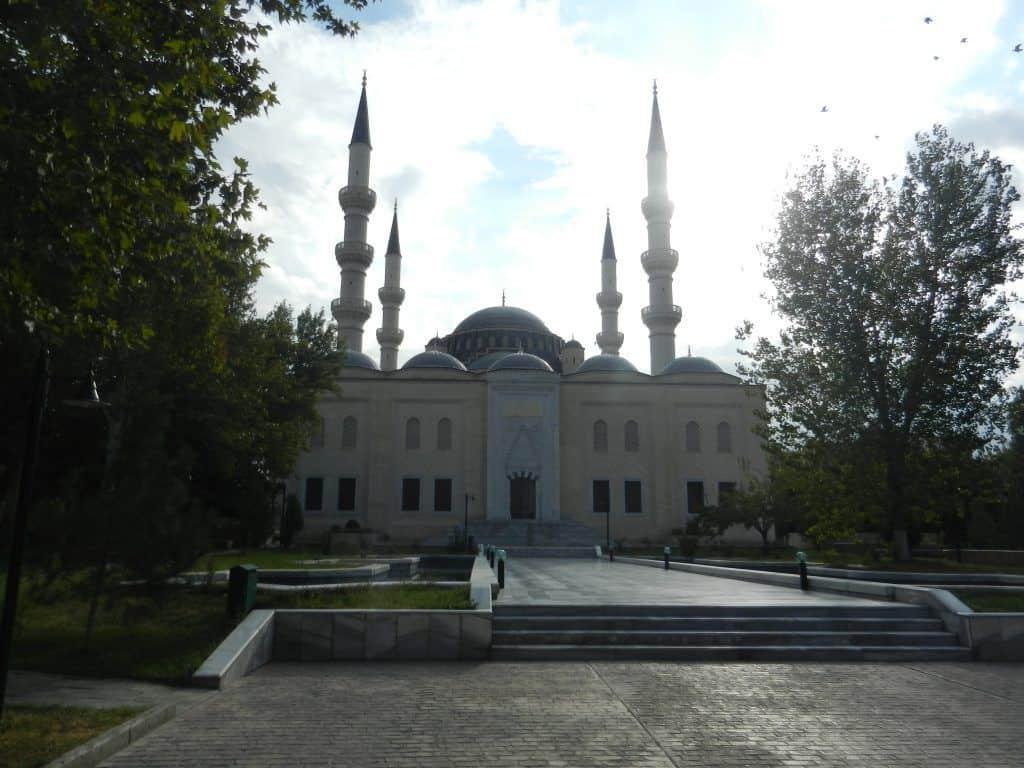 The Ertugrul Gazi Mosque