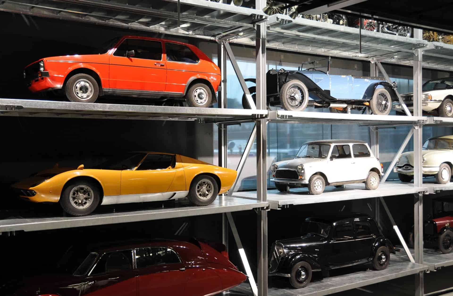 Visit the Swiss Museum of Transport and Communication