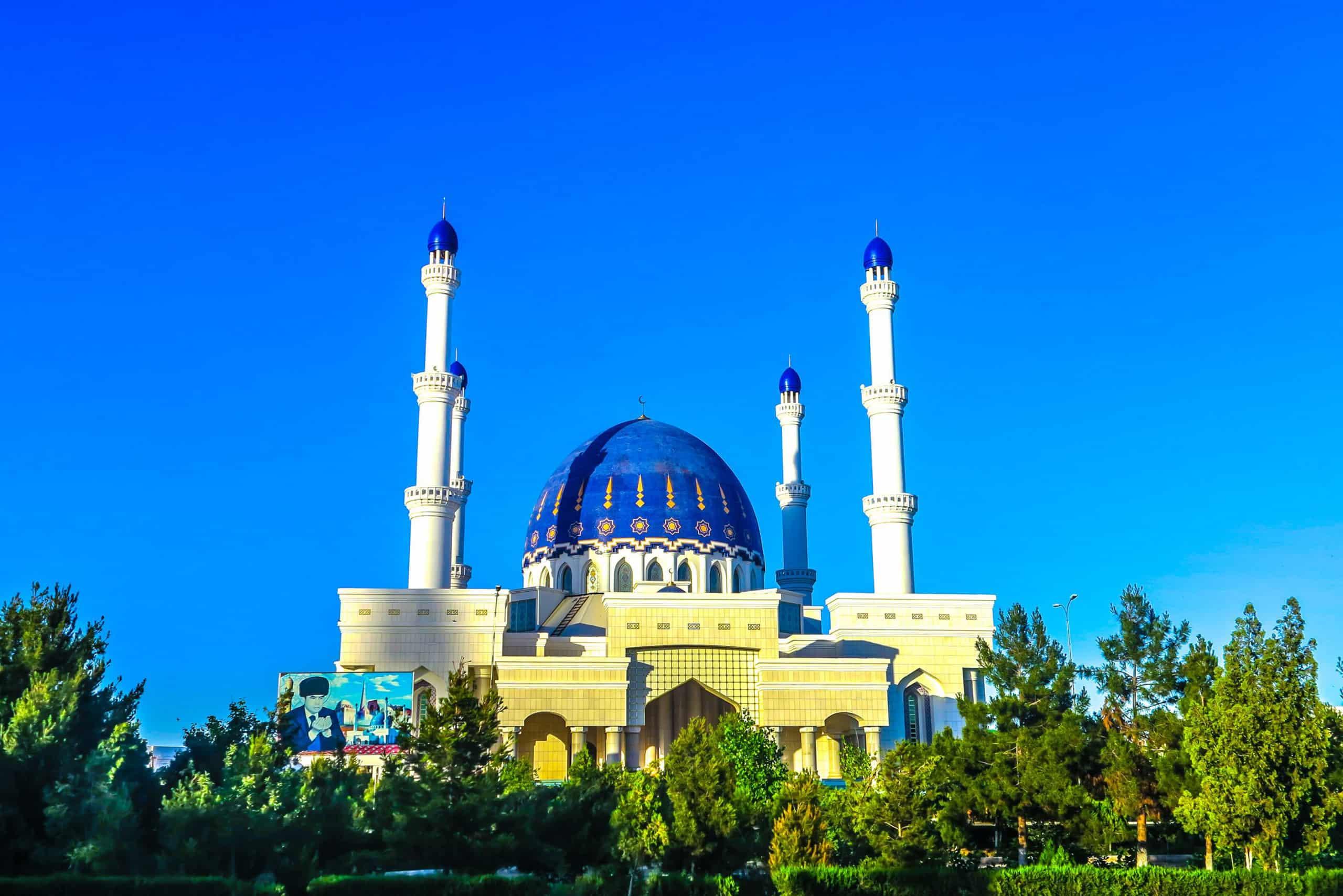 When to visit Turkmenistan