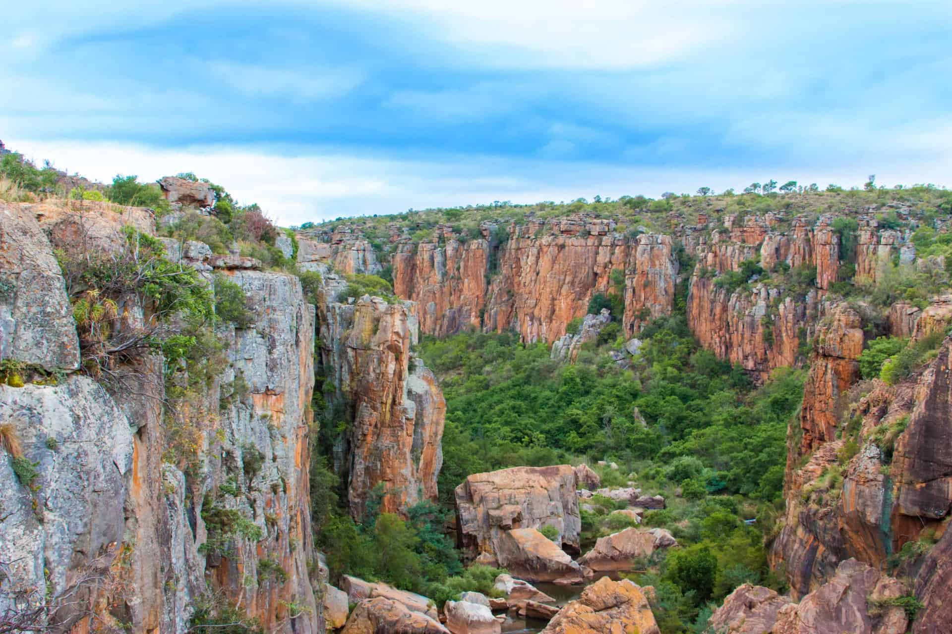 The Blyde River Canyon Nature Reserve