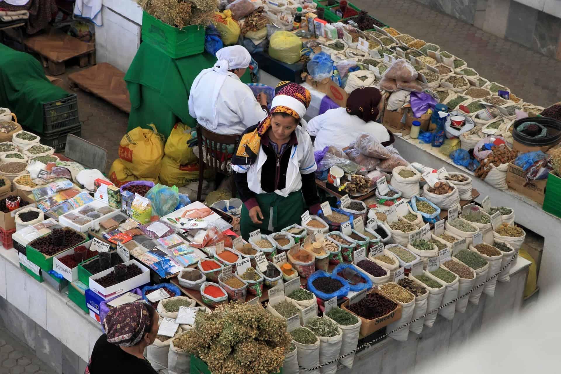 shopping turkmenistan