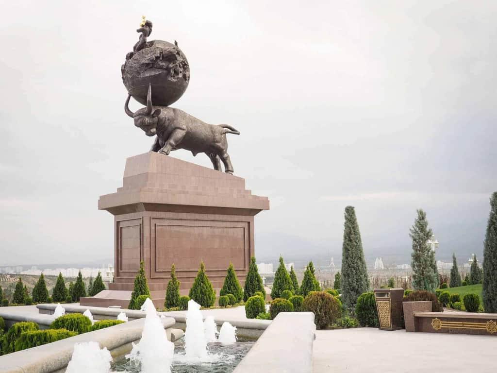 earthquake museum turkmenistan