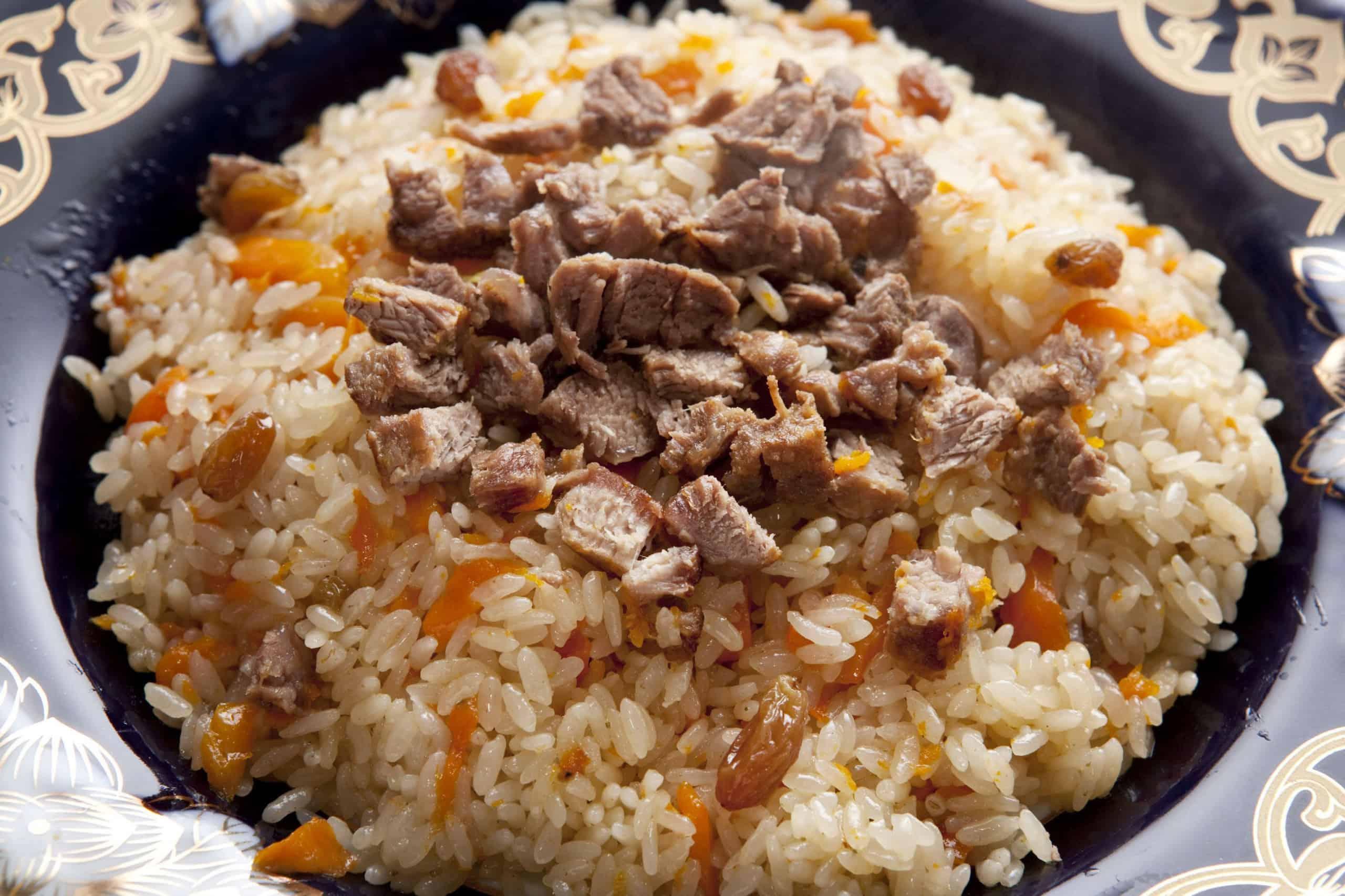 Turkmen Cuisine