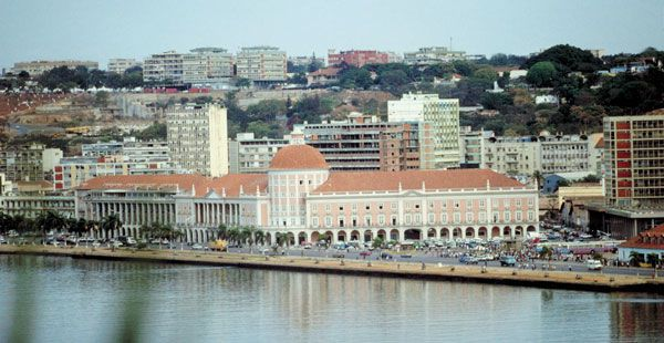 Where to go in Angola