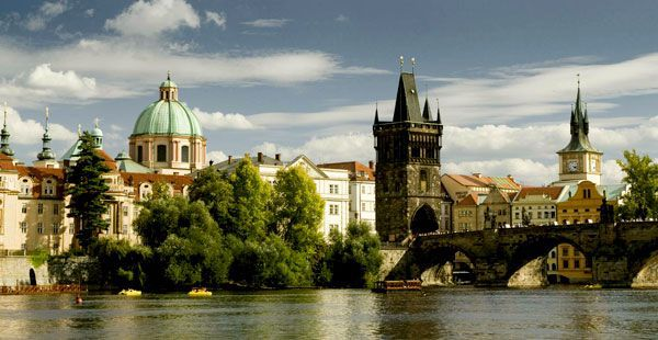 Where to go in the Czech Republic