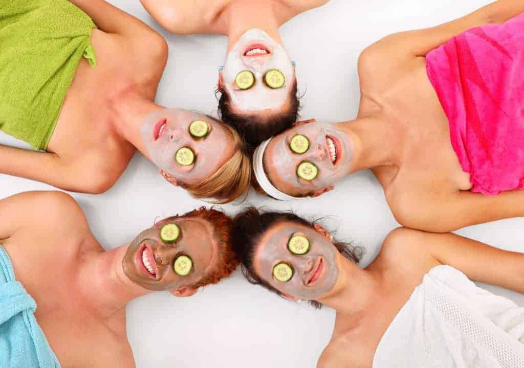 Experience the mineral spas