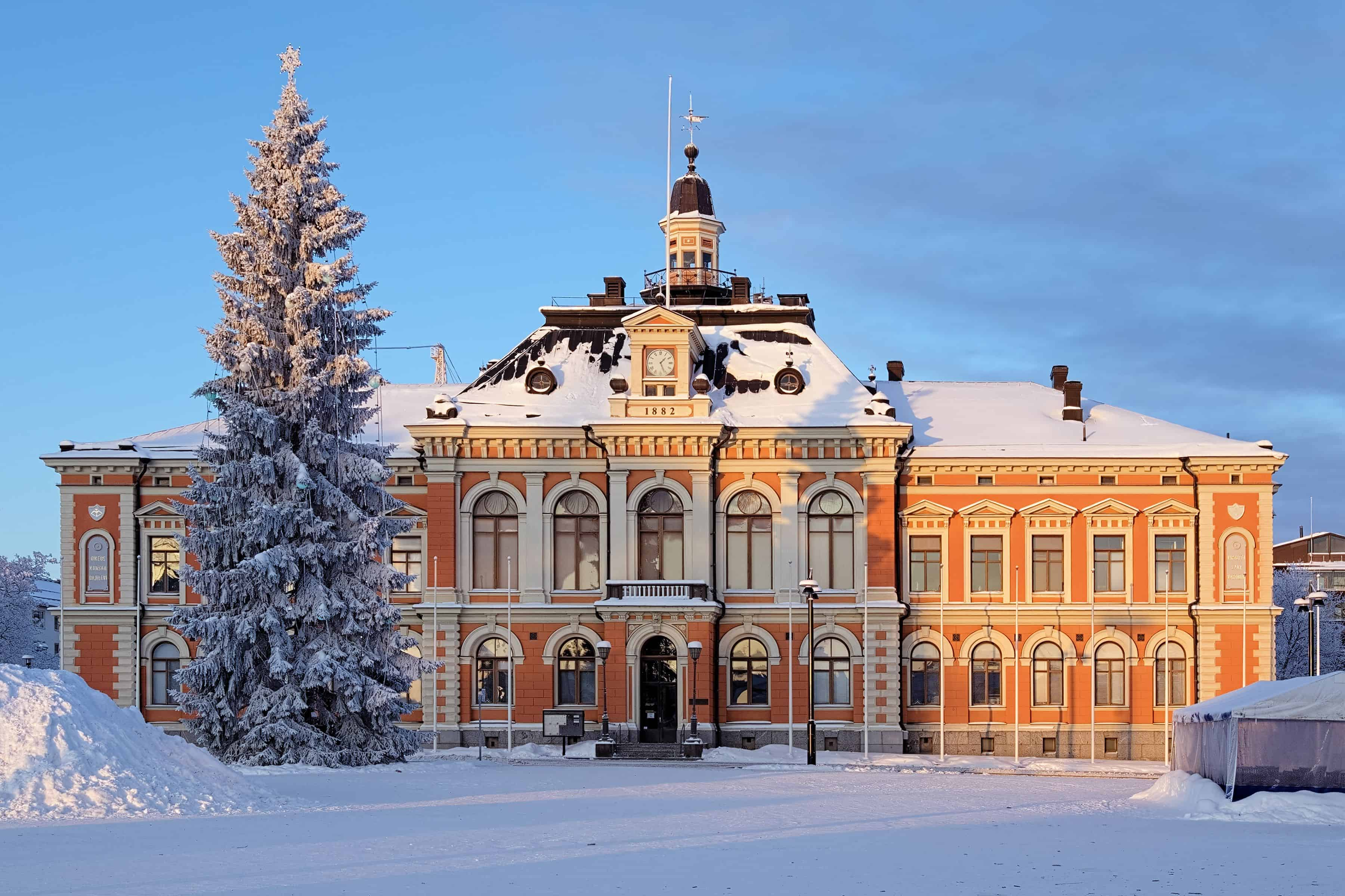 When to visit Finland