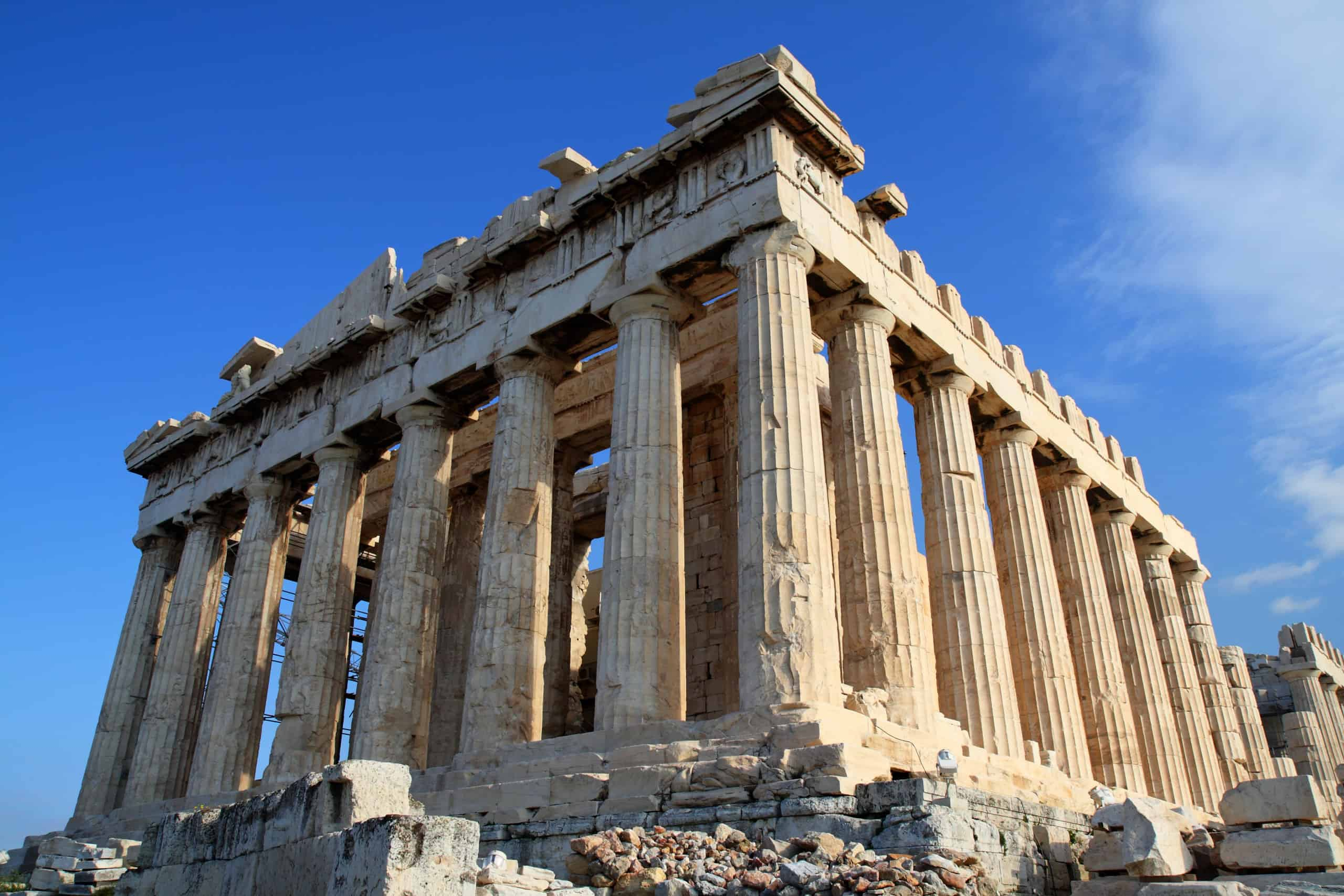 Ten interesting facts about Greece