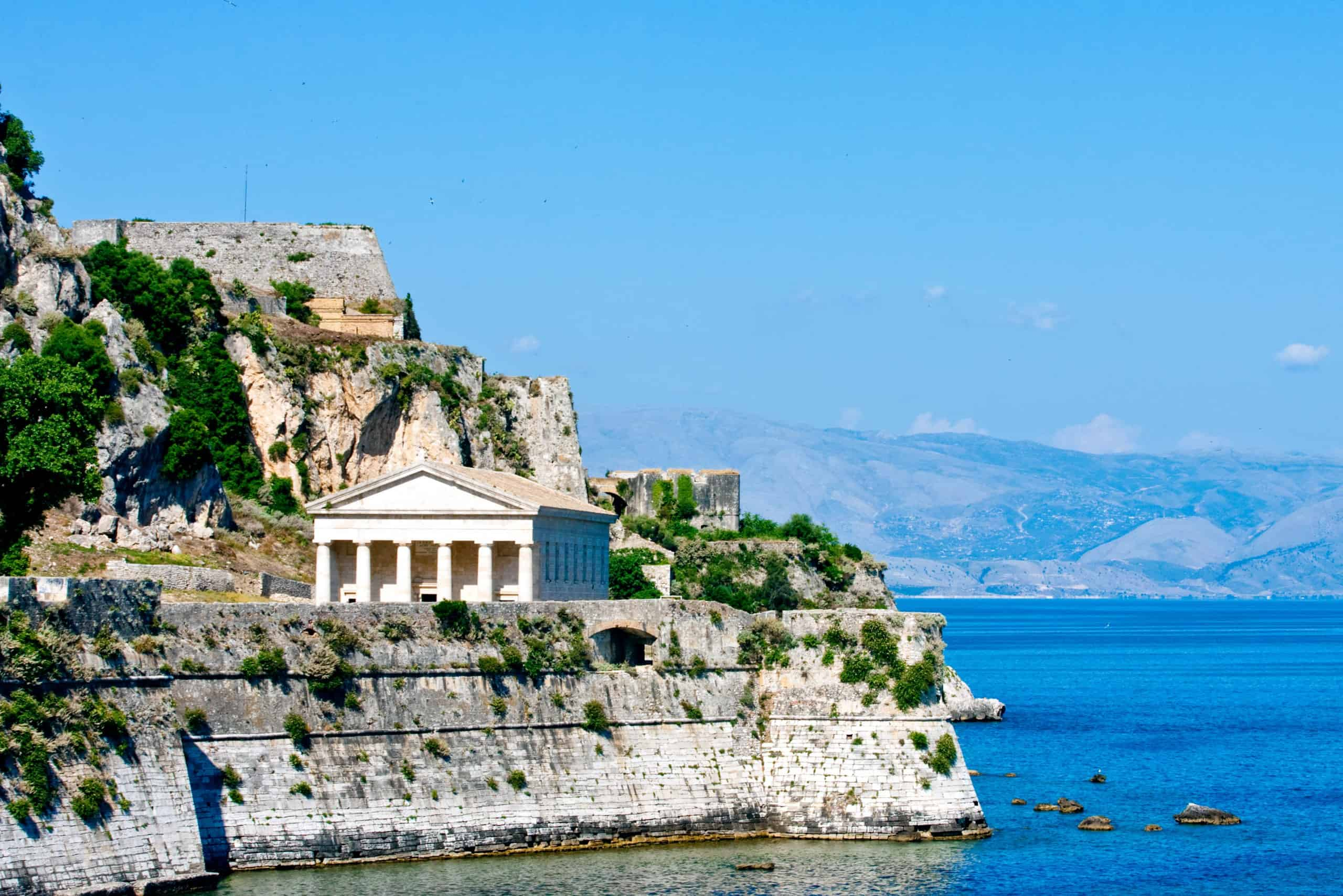 When to visit Greece