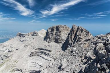 Climb Mount Olympus