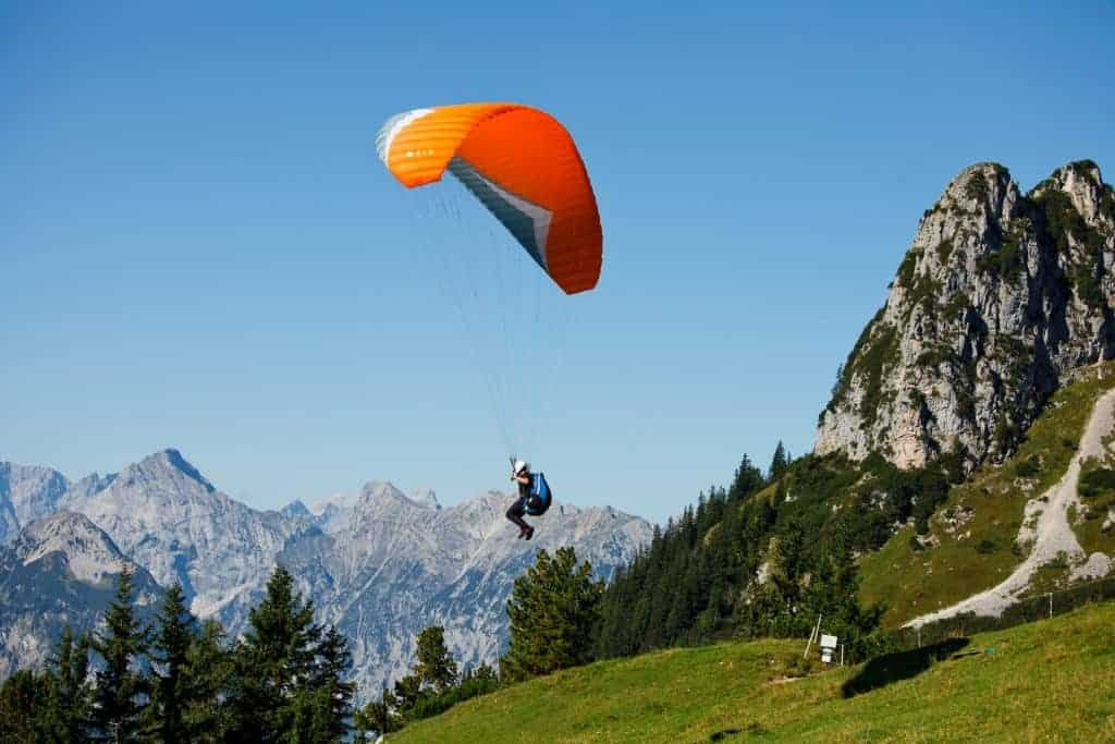 Try paragliding