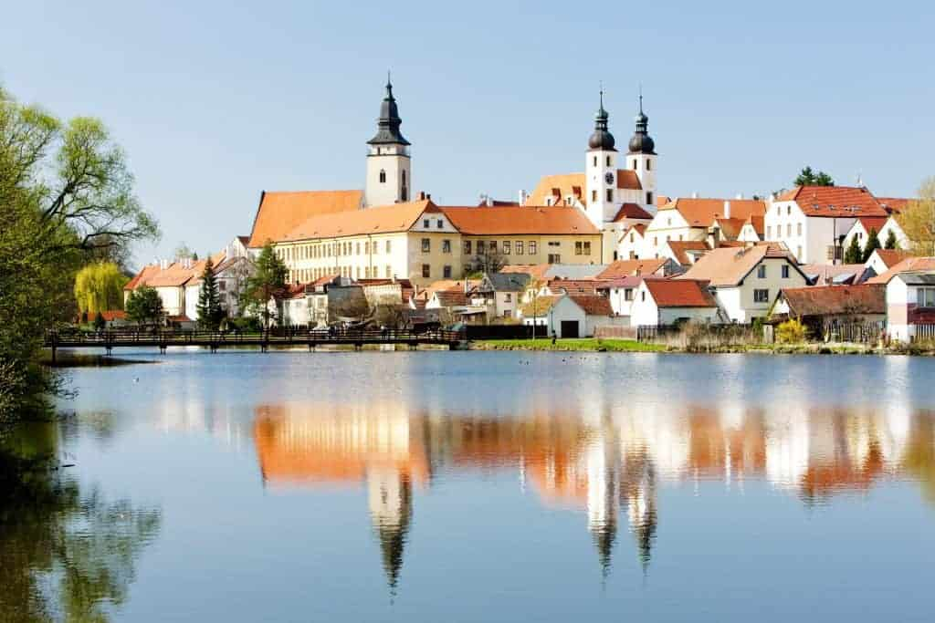 The Historic Centre of Telc
