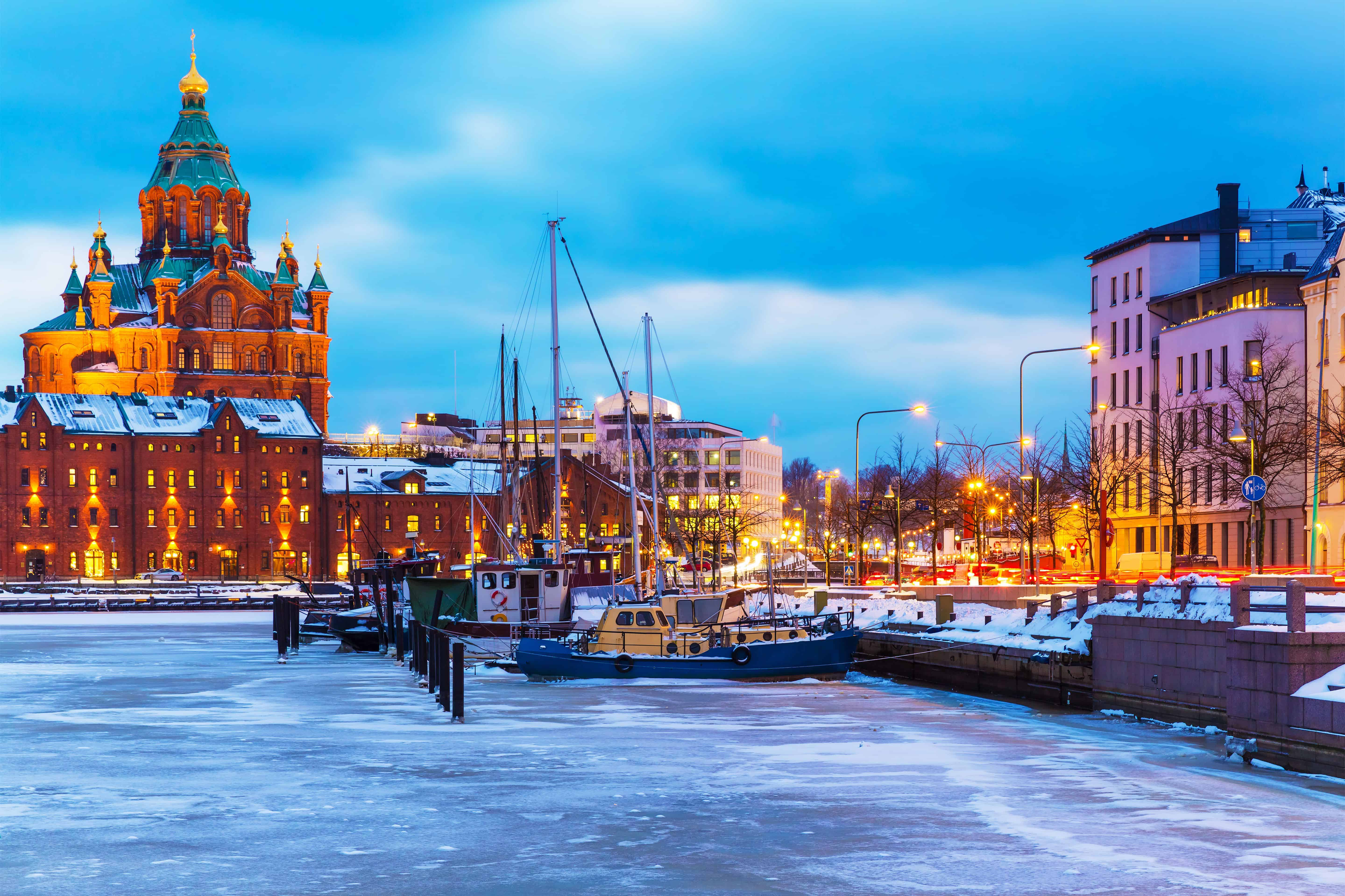 Ten interesting facts about Finland