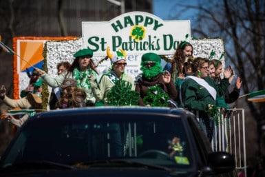 irish festivities