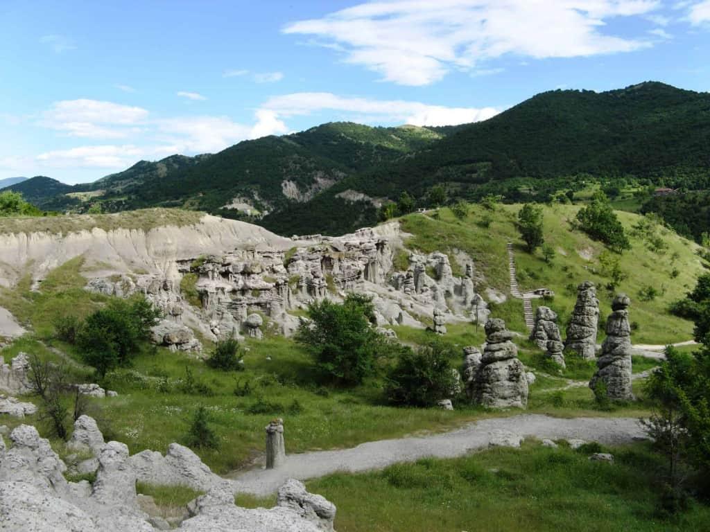 stone town macedonia
