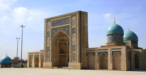 Where to go in Uzbekistan